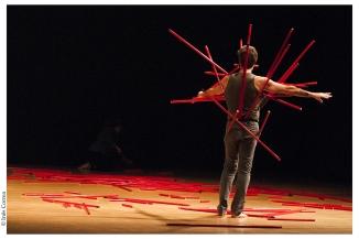 Deslugares - MUSICANOAR 20 Anos - Estreia na Galeria Olido